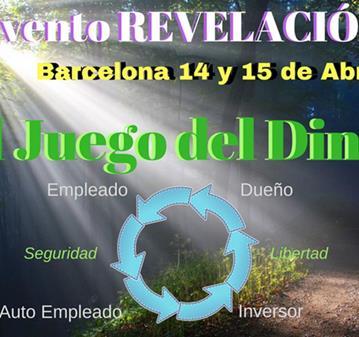 EVENTO: REVELACIÓN: EL JUEGO DEL DINERO