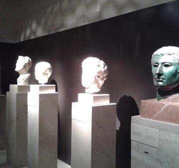 TOUR: ROMA EN EL ARQUEOLÓGICO NACIONAL SÁBADO TARDE