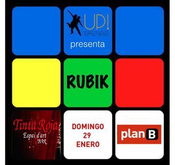 EVENTO: RUBIK, UN ESPECTÁCULO MUY ORIGINAL