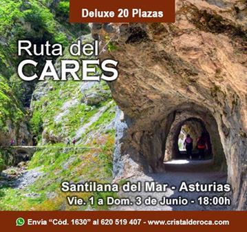 VIAJE: RUTA DEL CARES Y SANTILLANA DEL MAR