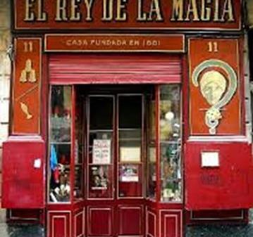VISITA GUIADA: RUTA MÀGICA I CIRCENC (RALUY+REI DE LA MÀGIA)