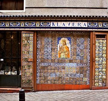 RUTA POR COMERCIOS CENTENARIOS DE MADRID