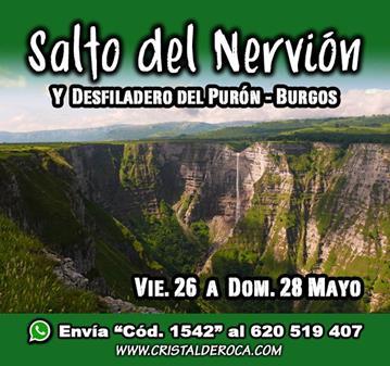 VIAJE: SALTO NERVIÓN - DELUXE 20 (YA SOMOS 18)