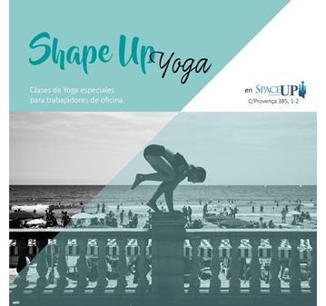 CLASE: SHAPE UP YOGA