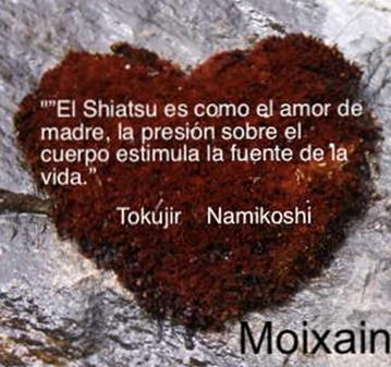TERAPIA: SHIATSU - PROMO - SHIATSU