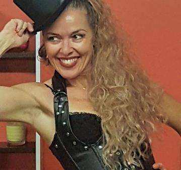 TALLER: INTENSIVO DE BURLESQUE TERAPÉUTICO