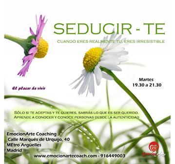 CURSO: SEDUCIR-TE SEDUCCIÓN NATURAL