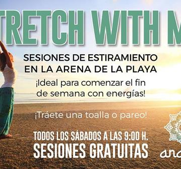 CLASE: STRETCH WITH ME
