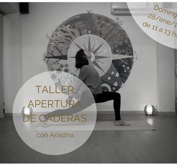 TALLER APERTURA DE CADERAS