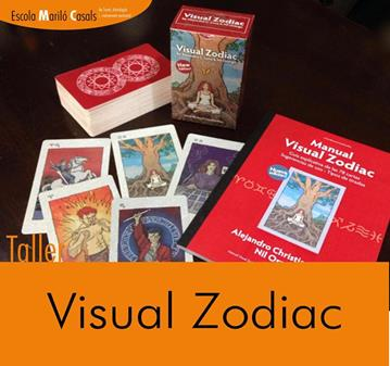 TALLER ASTROLOGICO VISUAL ZODIAC