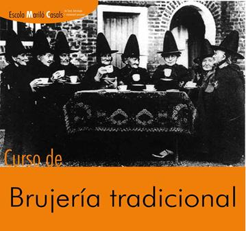 TALLER DE BRUJERÍA TRADICIONAL