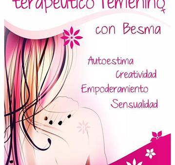 JORNADA: TALLER DE STRIPTEASE TERAPÉUTICO FEMENINO