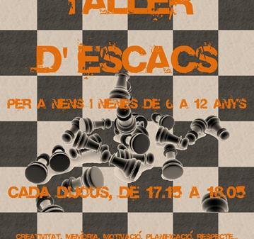 CLASE: TALLER D'ESCACS