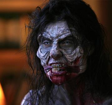 TALLER MAKE UP ZOMBIE