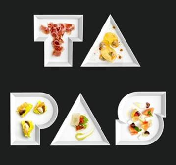 VISITA: TAPAS: SPANISH DESIGN FOR FOOD