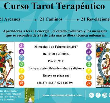 CURSO: TAROT TERAPÉUTICO