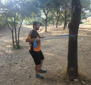 ENTRENAMIENTO: TAST NORDIC WALKING FITNESS