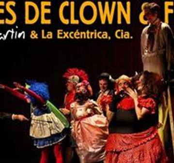 THE CLOWNS & FREAK SHOW