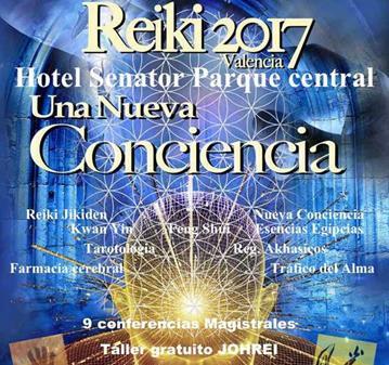 EVENTO: UNA NUEVA CONCIENCIA-DR VLC 2017