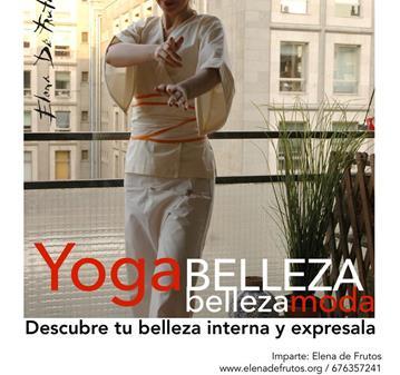 CURSO: YOGA BELLEZA. BELLEZA MODA