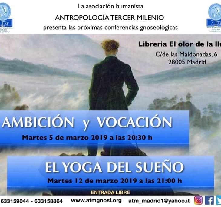 AMBICIÓN Y VOCACIÓN - pic0