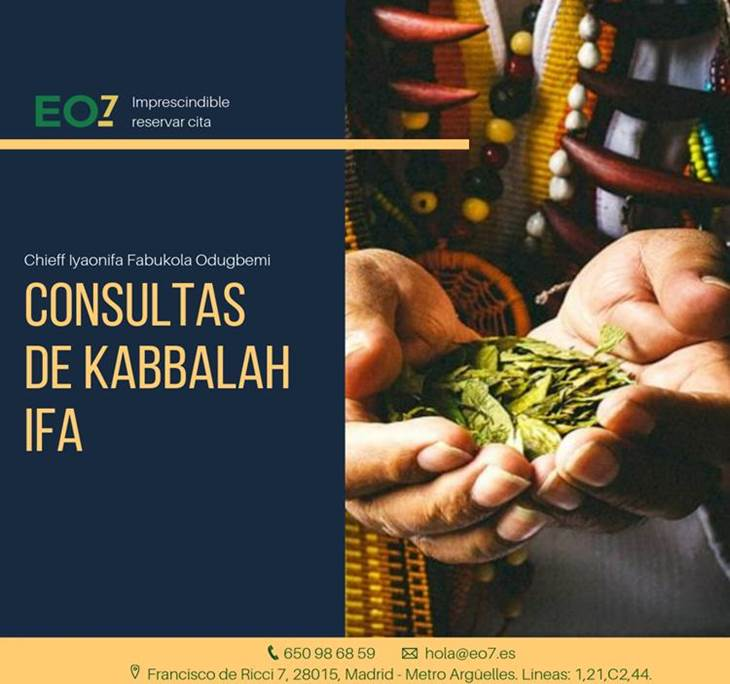 CONSULTA KABBALAH IFA - pic0