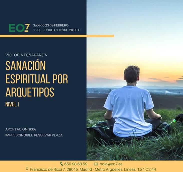 Sanación Espiritual por Arquetipos