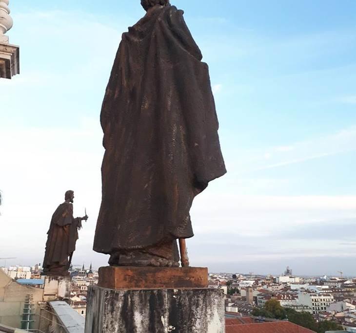 CÚPULA DE LA ALMUDENA Y ALREDEDORES CON ENCANTO - pic0