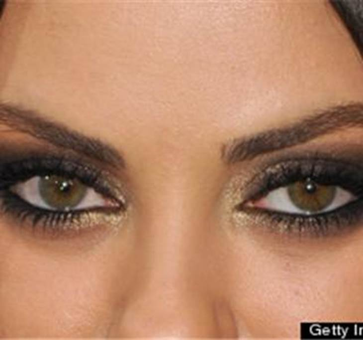 Taller Maquillaje Noche: ojos ahumados - pic0