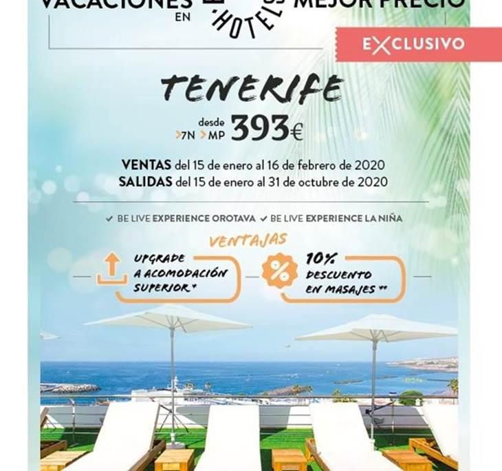 7 noches en Tenerife | hotel + avión - pic1