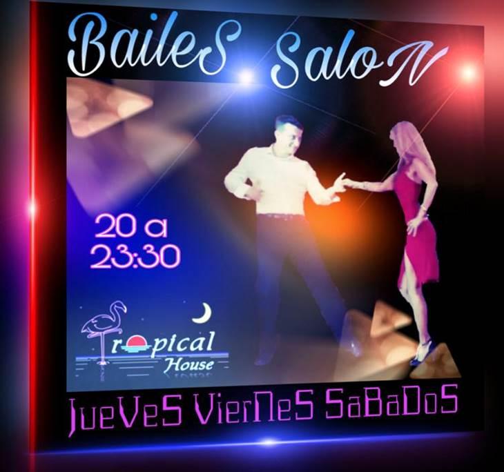 A TODO RITMO DE BAILE DE SALON CLASE GRATUITA - pic0