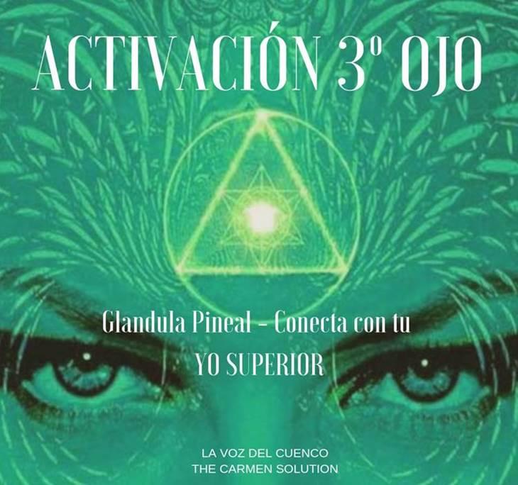 Activación Glándula Pineal - 3º Ojo - pic0