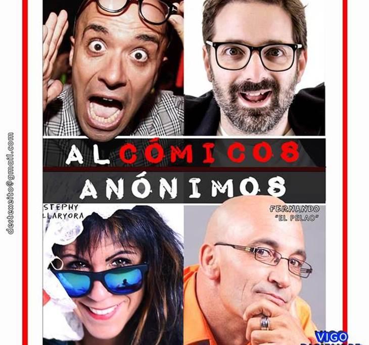 AlCómicos Anónimos en Vigo - pic0