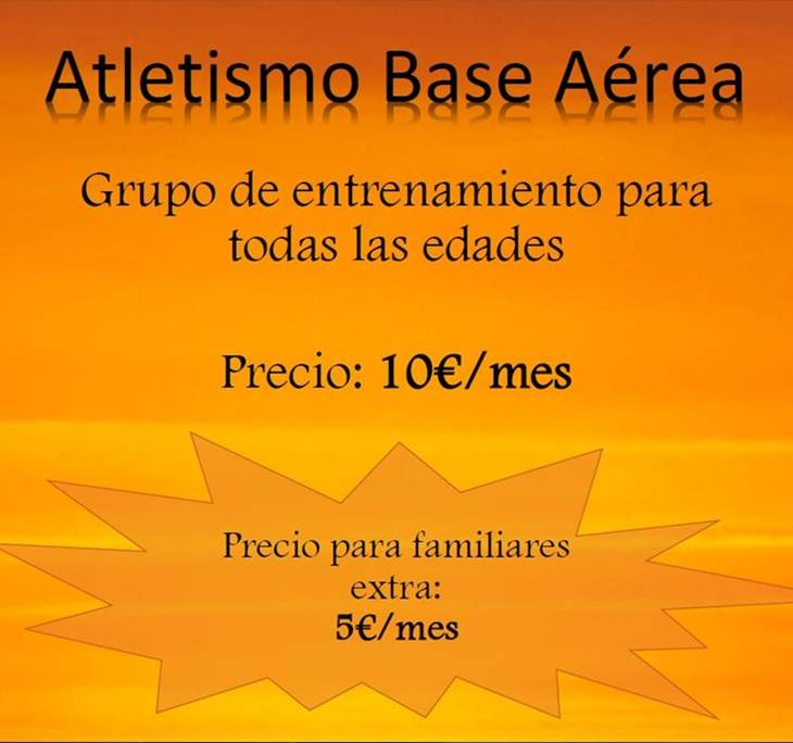 Atletismo Base Aérea - pic0