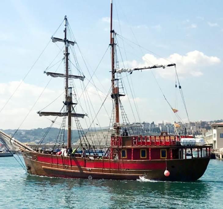 Aventura pirata al port de Barcelona - pic2