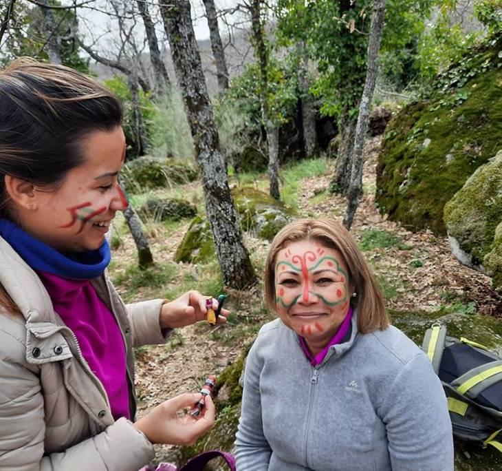Baño de Bosque. Bosque Real LaHerrería El Escorial - pic2