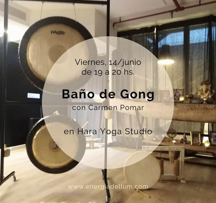 BAÑO DE GONG - pic0
