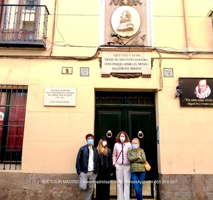 FREE TOUR BARRIO DE LAS LETRAS - pic0
