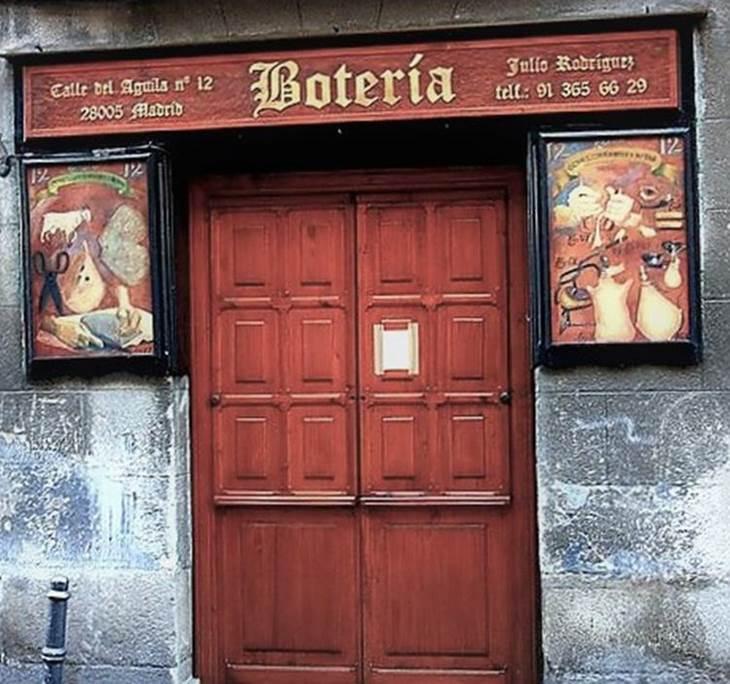 RUTA ANTIGUOS OFICIOS DE MADRID I - pic0