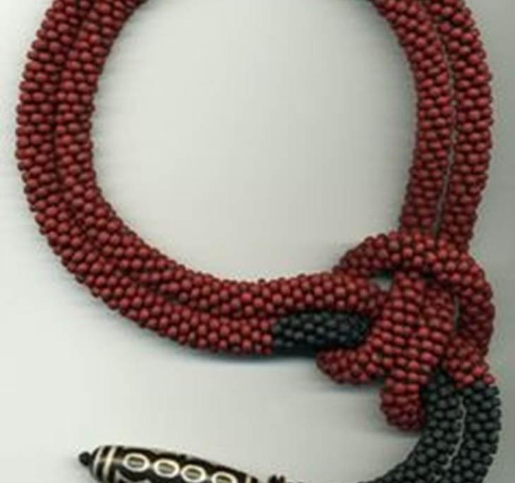 Taller bisuteria a crochet con mostacillas japonesas - Uolala
