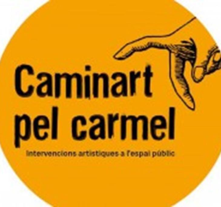 CAMINART 2016, ruta artística festes Carmel. - pic0