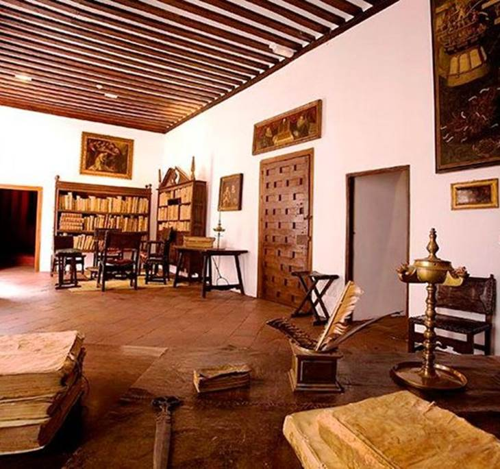 CASA MUSEO LOPE DE VEGA Y ALREDEDORES - pic0