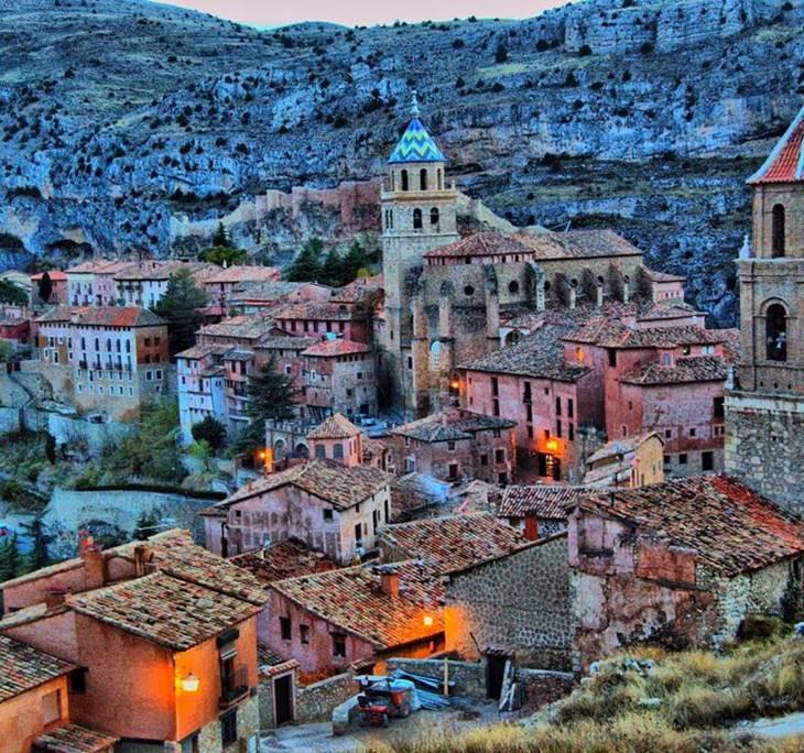Teruel en fiestas, Mora de Rubielos y Albarracín. - pic0