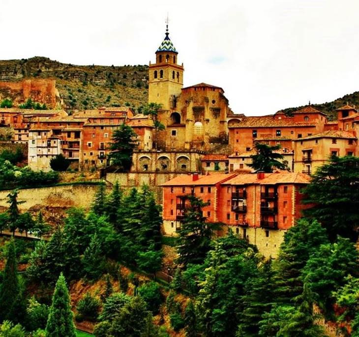 Teruel en fiestas, Mora de Rubielos y Albarracín. - pic1