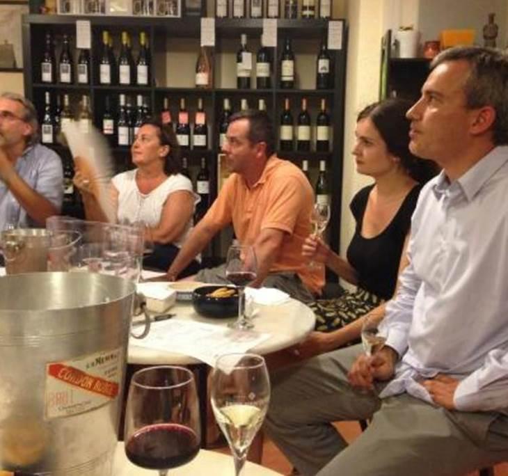 Cata de vino y tapas en Sant Gervasi - pic0
