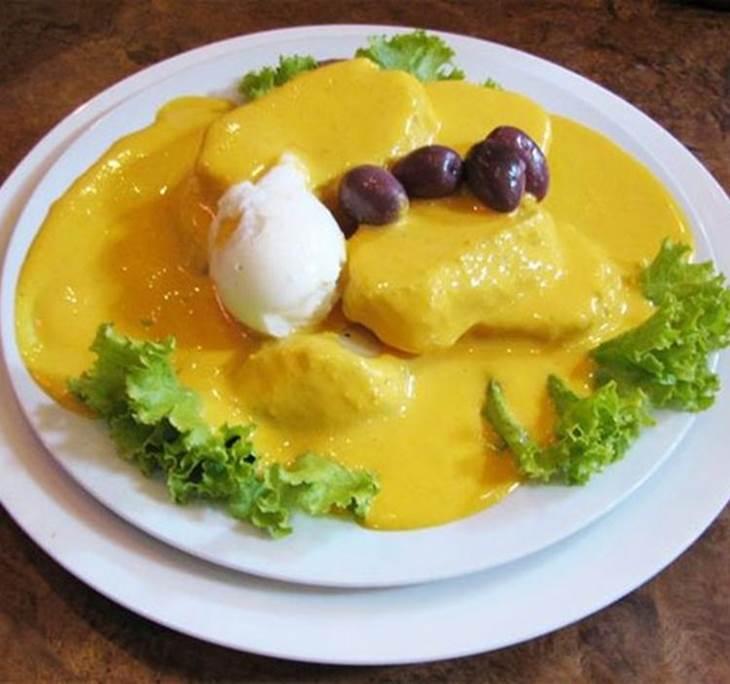 Cena en restaurante peruano - pic1