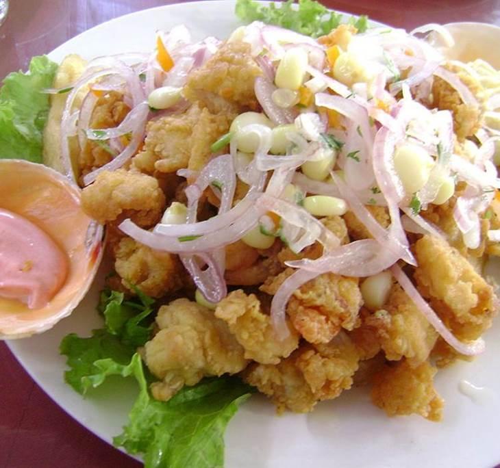 Cena en restaurante peruano - pic2