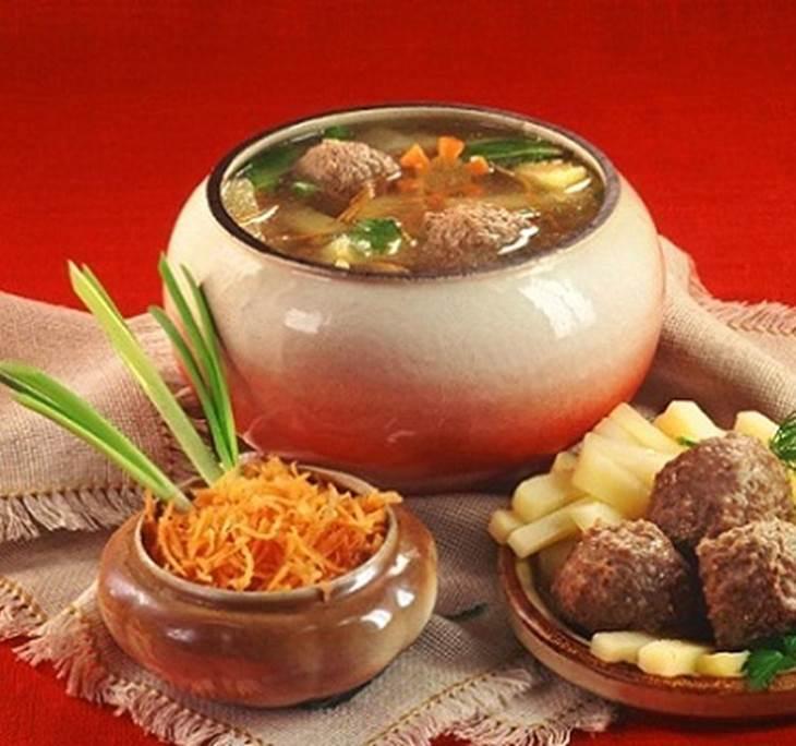 Cena en restaurante ruso - pic1