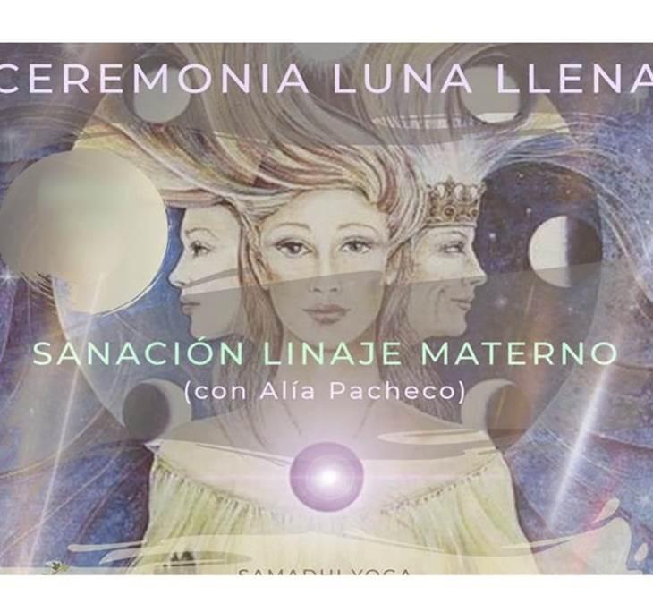 Ceremonia Luna y Sanación de Linaje Materno - pic0