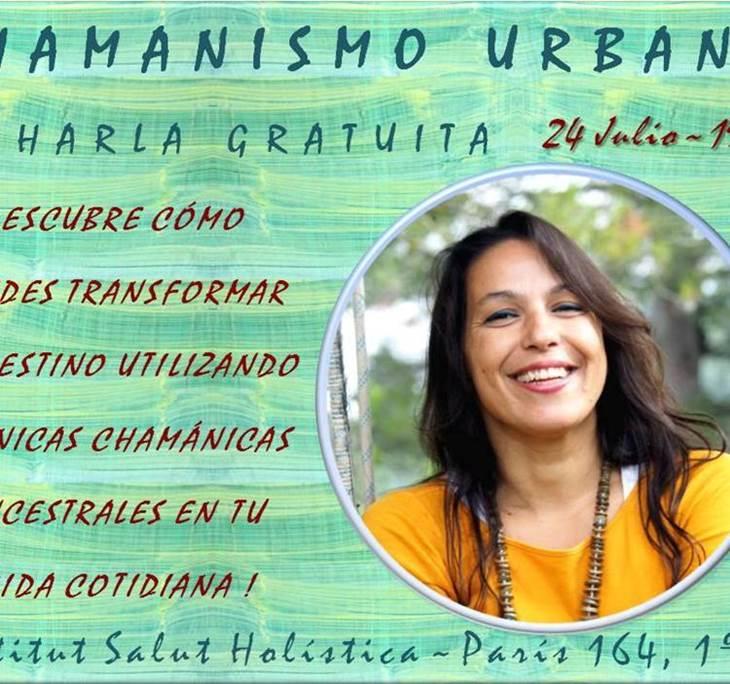 Chamanismo Urbano; Charla Gratuita en Barcelona - pic0